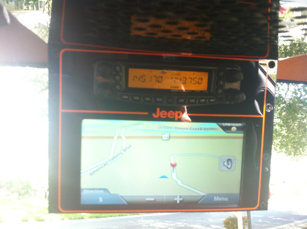 My Diy Triple Radio Overhead Console For Jk Jeepforum Com
